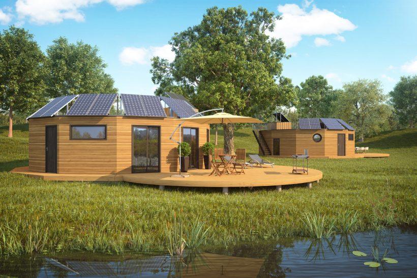 Comment fonctionne une maison autonome architecture int rieur - Maison autonome energetiquement ...