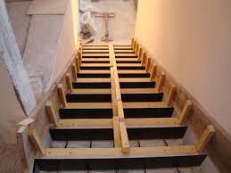 Comment Coffrer Un Escalier Beton Droit Architecture Intérieur